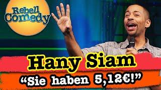 Hany Siam – Wenn du pleite in die Bank gehst