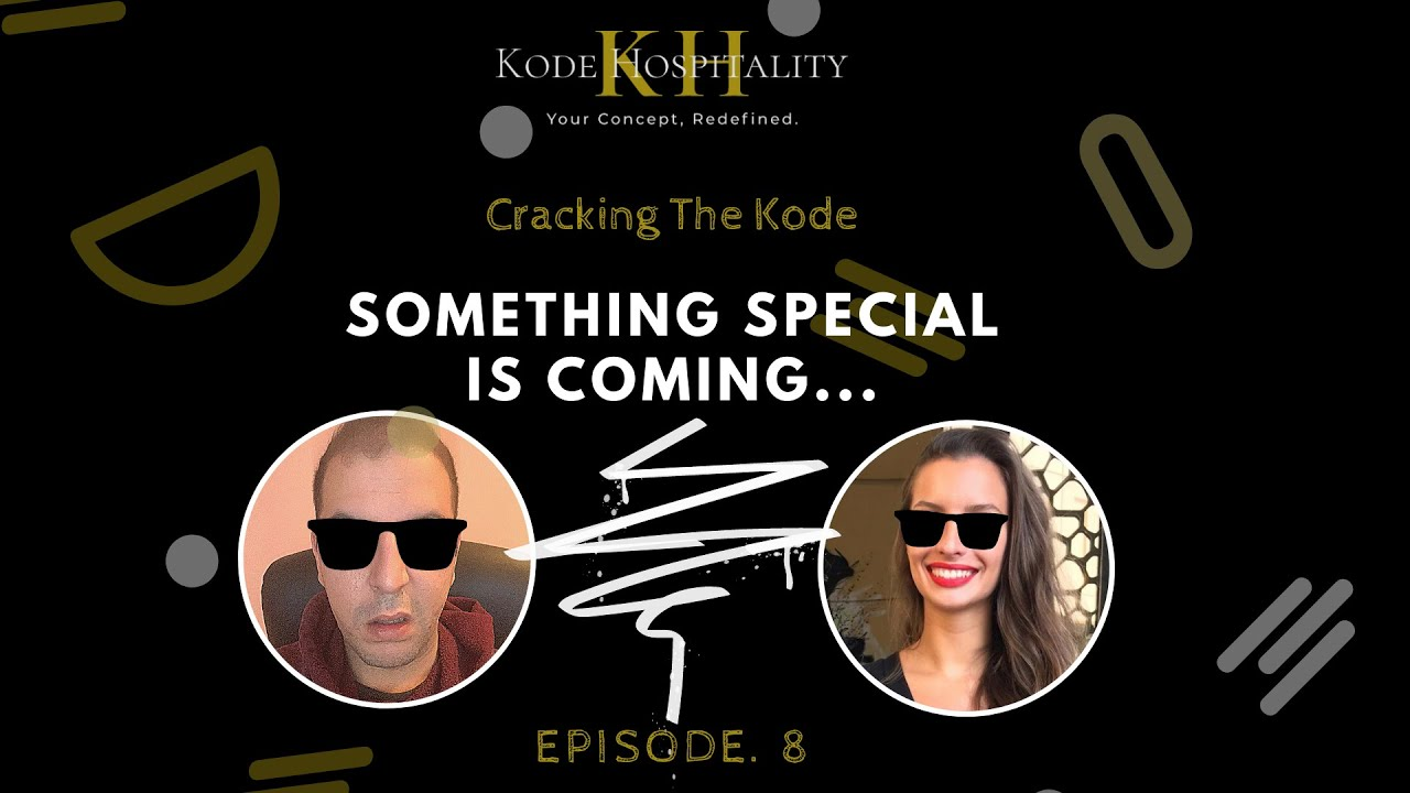 Cracking The Kode is going on a break! Something Special coming very soon 😊