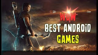 Top7 best Android Games 2018 HD