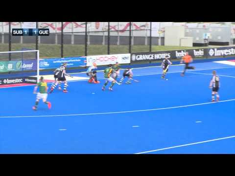 2014/15 NOW: Pensions Men's Trophy Final - Sheffield University Bankers v Guernsey Highlights
