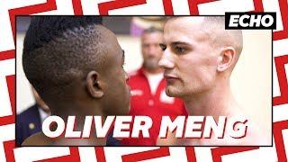 Da Oliver Meng blev verdensmester