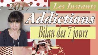 """Mon arrêt du tabac : 2ème étape """" Le Sevrage  Bilan 7j """""""