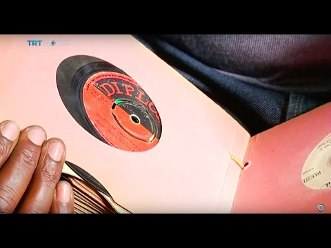 Showcase: African Vinyl Collector