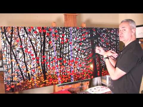 How do You Know when a Painting is Finished? PART 1