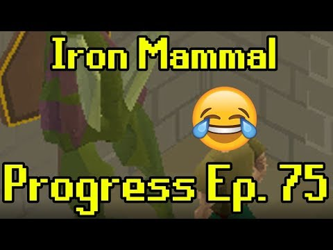 Oldschool Runescape - 2007 Iron Man Progress Ep. 75 | Iron Mammal
