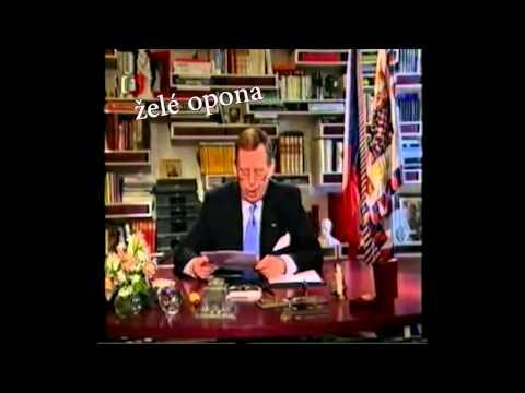 [YTP] Václav Havel děkuje všem, kdo přispívají ke vzniku skutečné totalitní společnosti