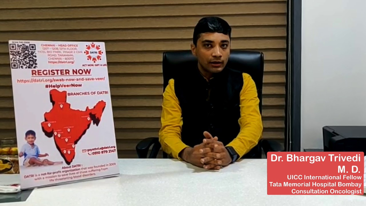 Dr Bhargav Trivedi on HelpVeerNow