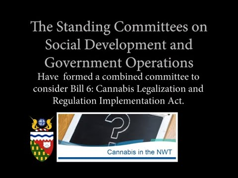 The Standing Committees on Social Development and Government Operations
