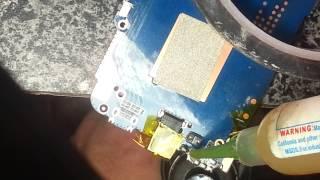 Планшет IRBIS замена USB