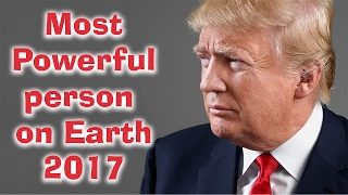 Top 10 most powerful people on earth 2017 | top 10 everything