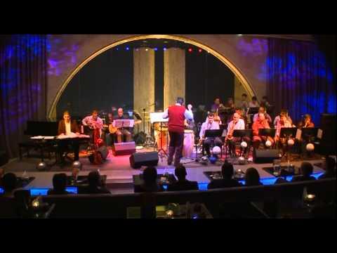 CCA Christmas Jazz with Armenian Jazz Band - Part 1