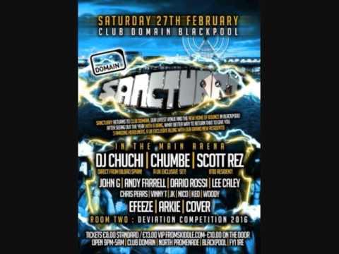 Sanctuary - 27th Feb 2016 - Dj Chuchi - Mc's Cover - Arkie - Finchy