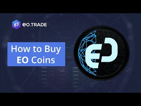 How to Buy EO Coins