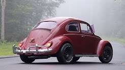 Volkswagen Car Compilation : VW Beetle Bus Karmann Ghia