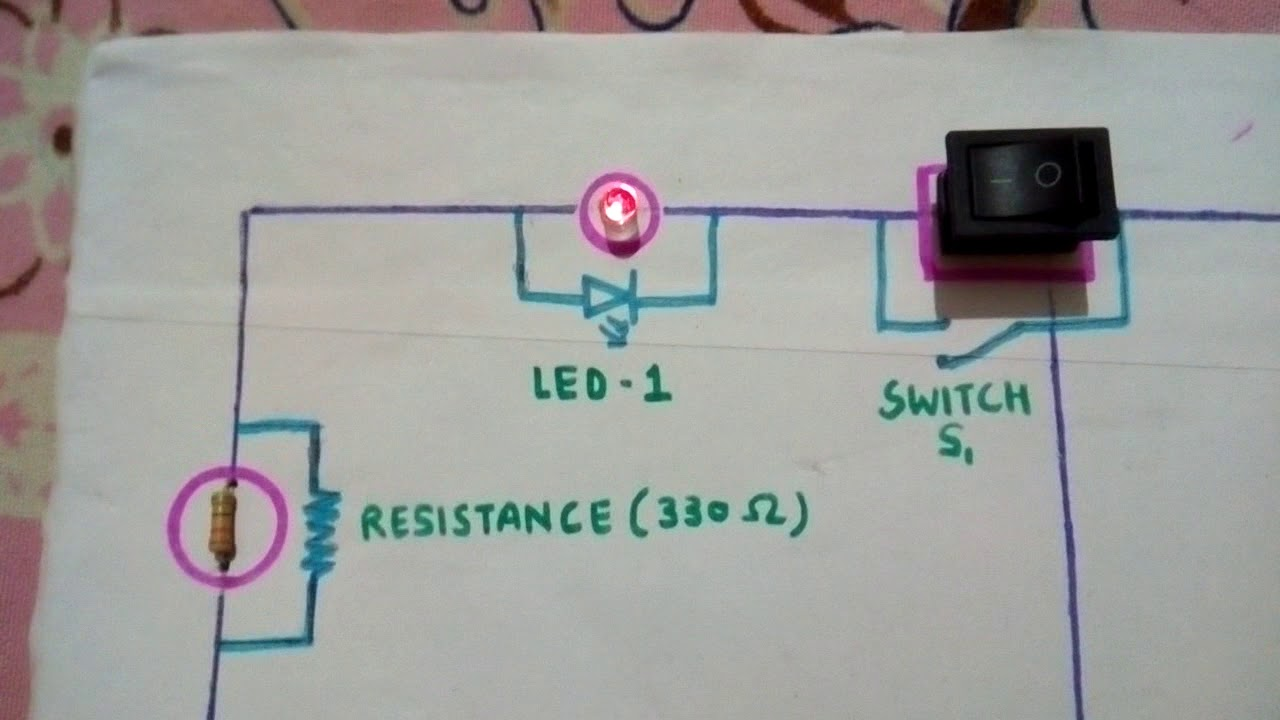 Capacitor Charging And Discharging Simple Project Rules Of How To Make Circuitinteresting Survival Cheat