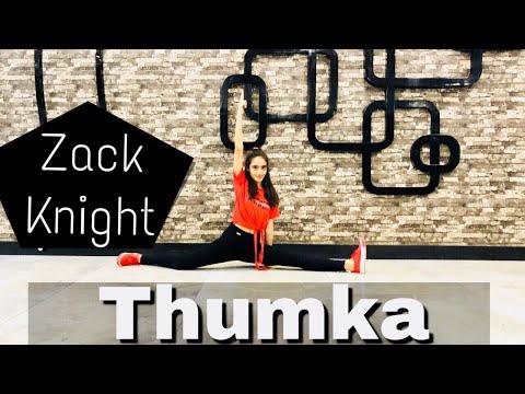 Zack Knight - Thumka (Official Music Video) | Dance Choreography | Alisha Soni | Alok Kacher | Lsdc