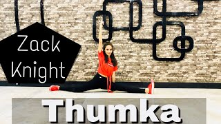 Zack Knight - Thumka (Official Music Video) | Dance Choreography | Alisha Soni | Alok Kacher | Lsdc