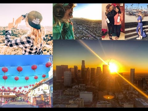 Luisas Life 27/2015: Unsere letzte Woche in LA, Helicopter Ride, Viner, Newport Beach, Laguna