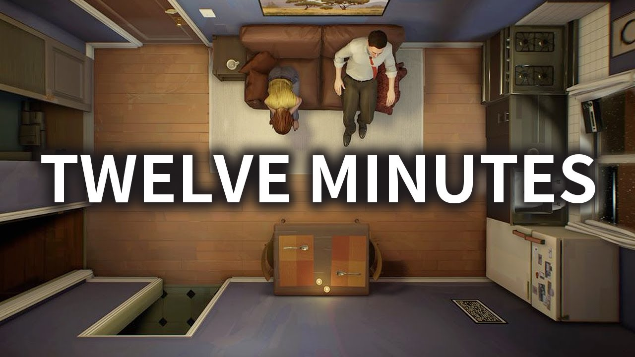 Download [12분] 반복되는 12분 타임루프 속에 갇힌 한 남자의 이야기🕒 (※시간순삭) (Twelve Minutes)
