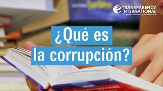 ¿Qué es la #corrupción? | Transparency International