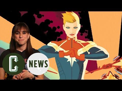 Captain Marvel Lands Directors Anna Boden and Ryan Fleck  Collider