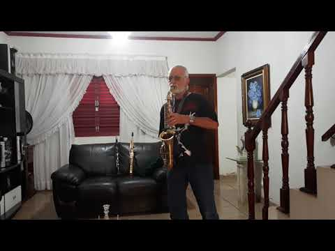 GONNA  FLY  NOW  THEME FROM ROCKY  BILL  CONT  - Sax  alto