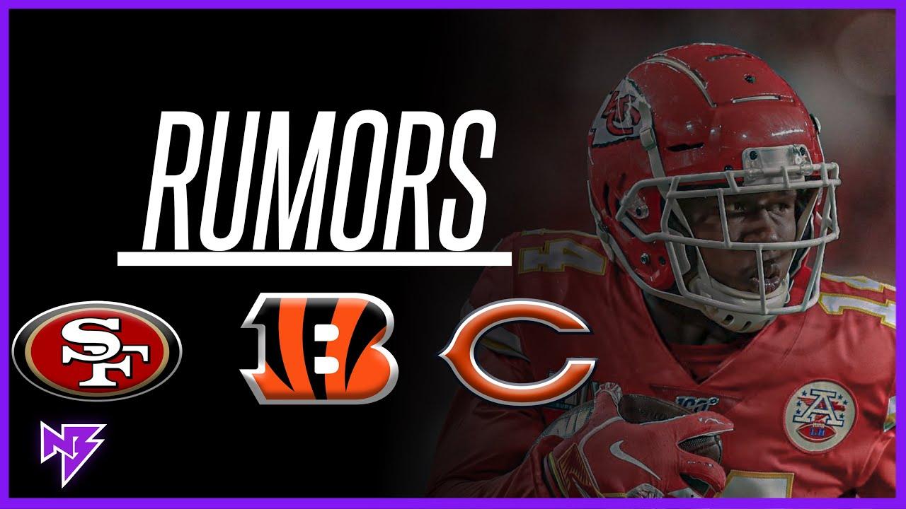 Cincinnati Bengals need to inquire about Chandler Jones
