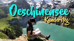 OESCHINENSEE, Heuberg Panorama Trail (Kandersteg)