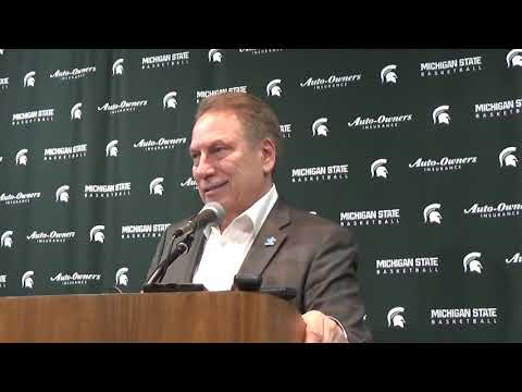 Tom Izzo Post Win Over Ohio State