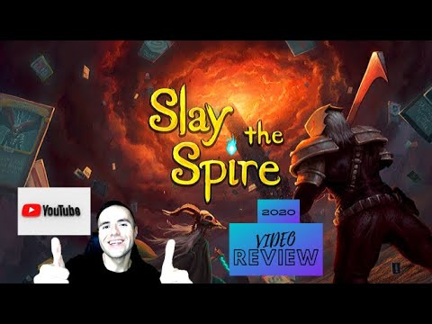 ★☆★ SLAY THE SPIRE 2020 REVIEW ★☆★THE BEST CARD GAME ON THE MARKET★☆★