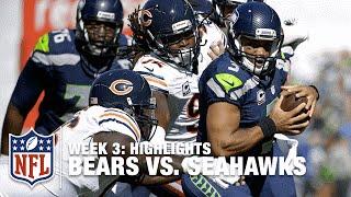 Bears vs. Seahawks | Week 3 Highlights | NFL