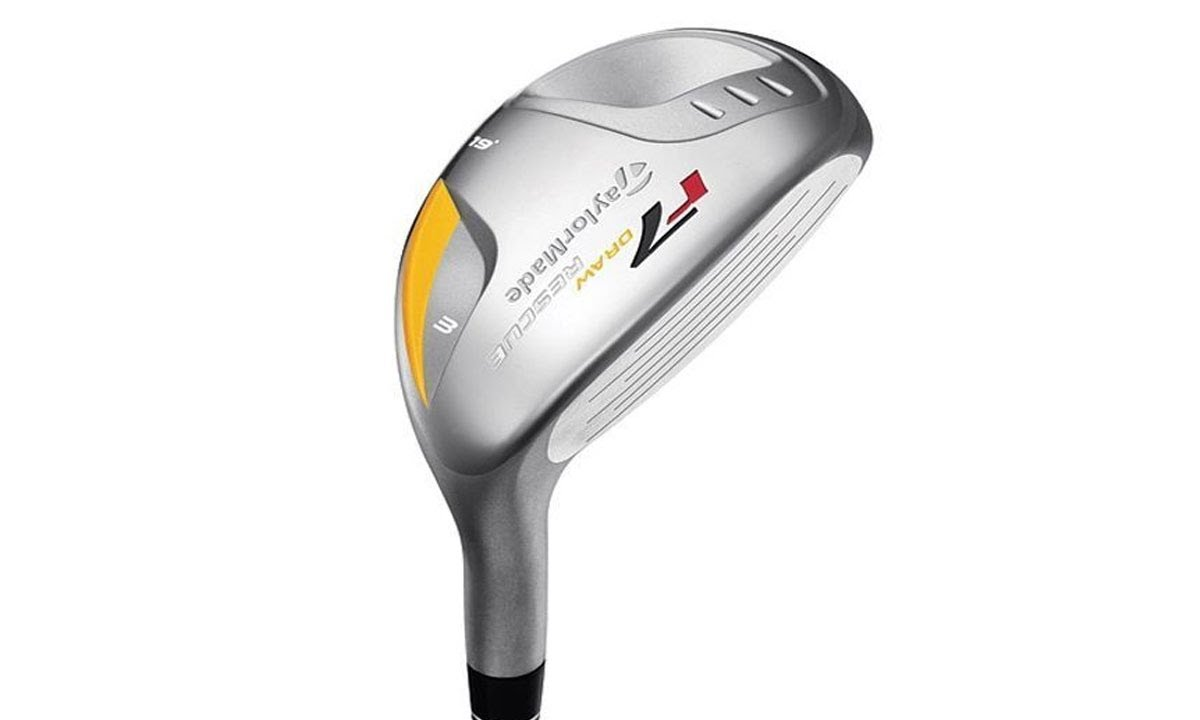 HISTORY OF TAYLORMADE R7 DRIVERS