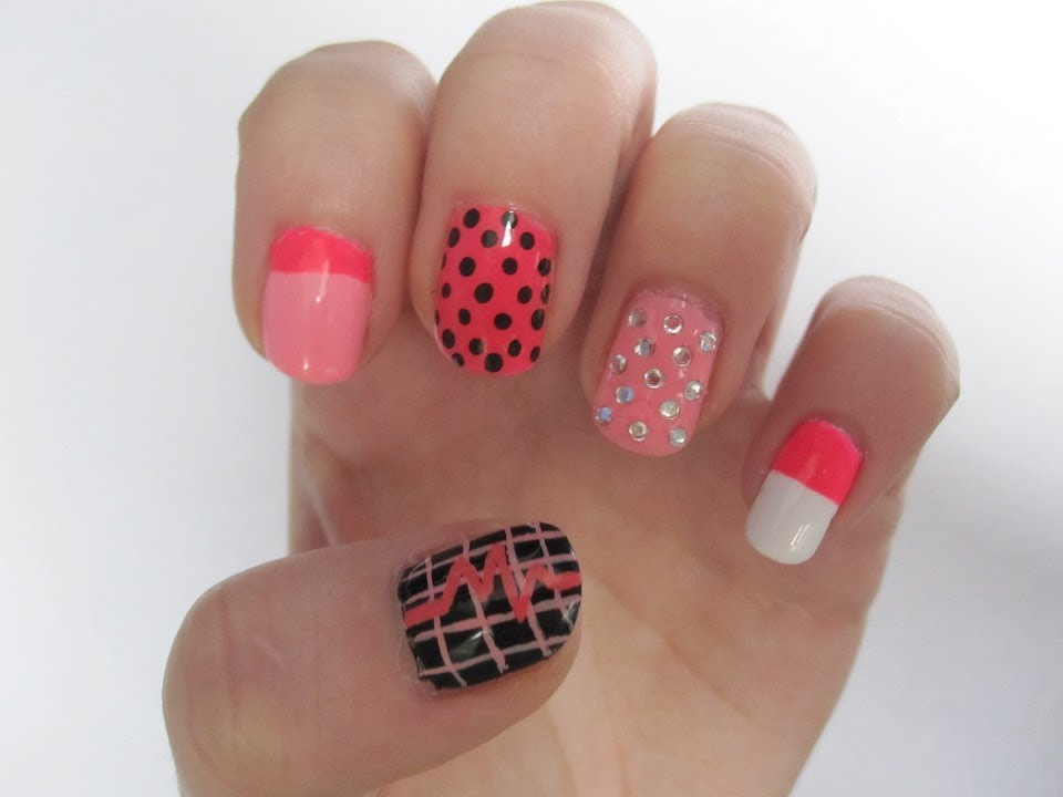 Kpop: Girls\' Generation - Mr. Mr. nail art - YouTube