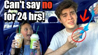 Little Sister Controls My Life For A Day!!! *INSANE*