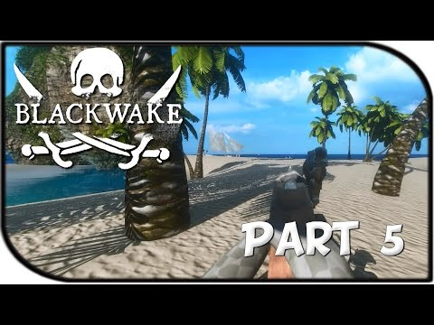 """ISLAND BATTLE!"" - Blackwake Gameplay (Part 5)"