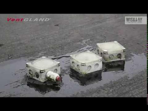 WISKA VentGLAND® Cable Gland -- english