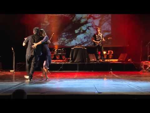 Narcotango. Gente Que Si. Stburg Russia. Concert 02 october 2010