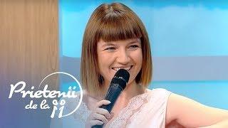 Alexandra Ungureanu, imbracata in furou, in videoclipul piesei Vantule