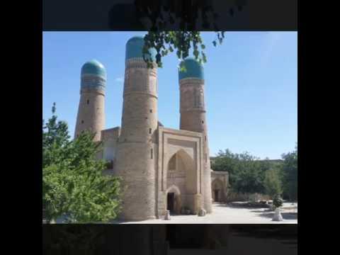 transAsia40-D39 Bukhara @Uzbekistan