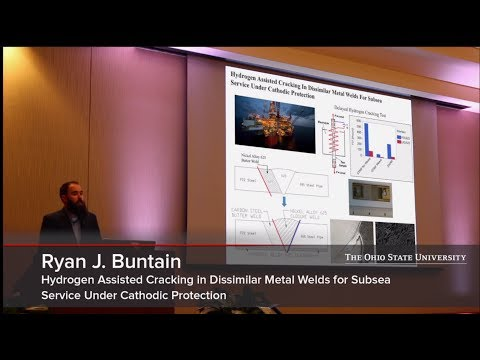 Three Minute Thesis Finals - Ryan Buntain
