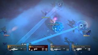 Helldivers - Liberator vs Illuminates