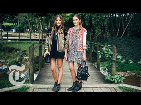 Street Style in Medellín, Colombia | Fashion Intersection | The New York Times
