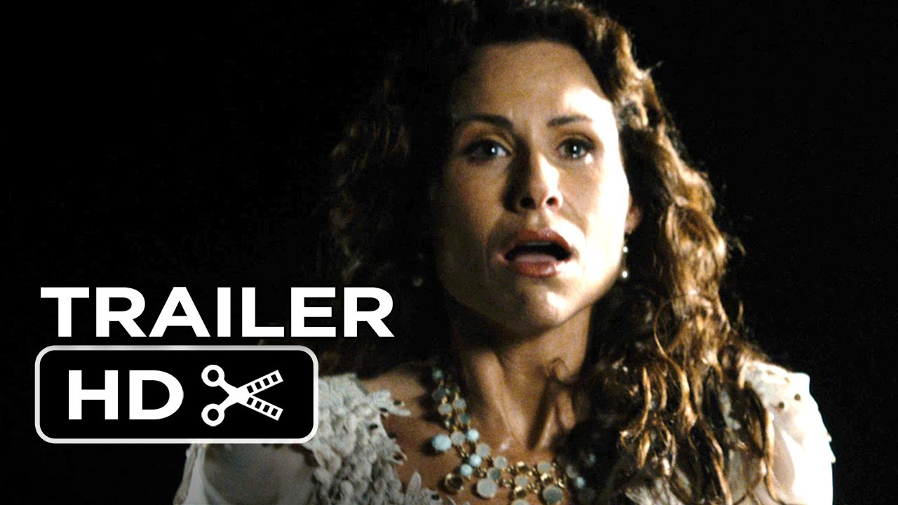 Stage Fright Official Trailer 1 (2014) - Minnie Driver Horror Musical HD