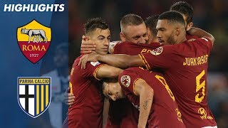 Roma 2-1 Parma | Perotti Cancels Out Parma's Equaliser in the 89th Minute! | Serie A