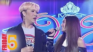 Friday 5: Vice Ganda and Nadine Lustre's Funniest Kulitan Moments