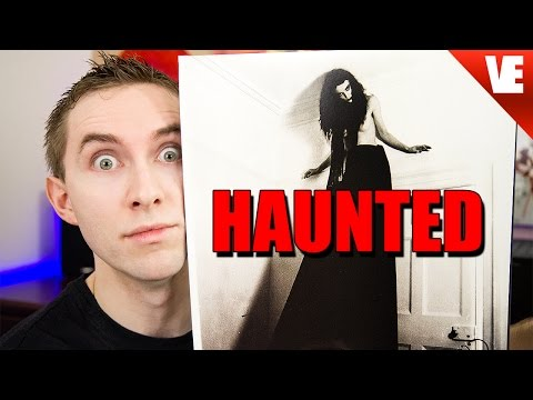 Haunted Chamber Music: Super RARE Vinyl Record Unboxing