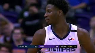 Phoenix Suns vs Memphis Grizzlies | January 5, 2020