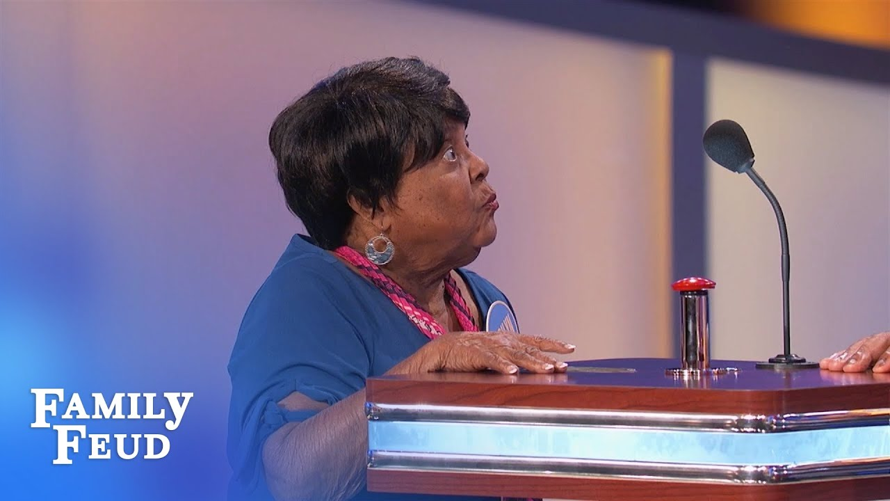 "Marilyn to buzzer: ""You're MINE!"" 