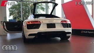 BMW Driver visits Audi Dealership to see a Audi R8 RWS *VLOG*