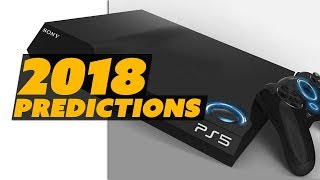 New Console Generation? Lootboxes OUTLAWED? 2018 PREDICTIONS - The Know